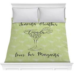 Margarita Lover Comforter (Personalized)