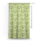 Margarita Lover Curtain (Personalized)