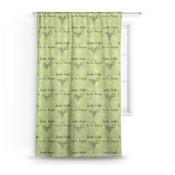 Margarita Lover Curtain (Personalized)