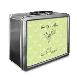 Margarita Lover Lunch Box (Personalized)