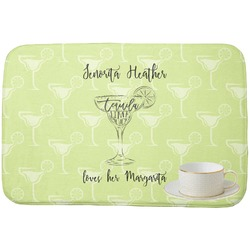 Margarita Lover Dish Drying Mat (Personalized)