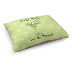 Margarita Lover Dog Bed (Personalized)