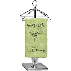Margarita Lover Finger Tip Towel - Full Print (Personalized)