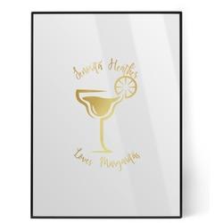 Margarita Lover Foil Print (Personalized)