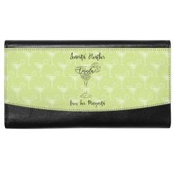 Margarita Lover Genuine Leather Ladies Wallet (Personalized)