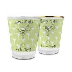 Margarita Lover Glass Shot Glass - 1.5 oz (Personalized)