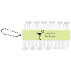 Margarita Lover Golf Tees & Ball Markers Set (Personalized)