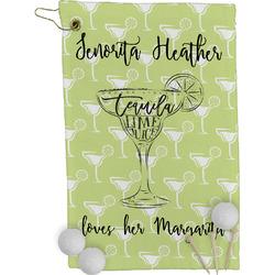 Margarita Lover Golf Towel - Full Print (Personalized)