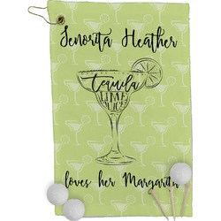 Margarita Lover Golf Towel - Full Print (Personalized)