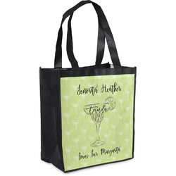 Margarita Lover Grocery Bag (Personalized)