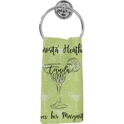 Margarita Lover Hand Towel - Full Print (Personalized)