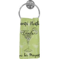 Margarita Lover Hand Towel - Full Print (Personalized)