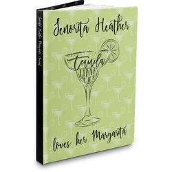 Margarita Lover Hardbound Journal (Personalized)