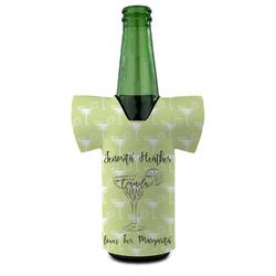 Margarita Lover Bottle Cooler (Personalized)