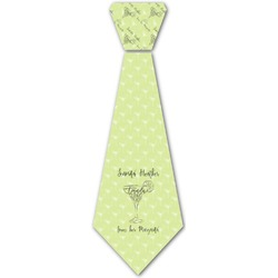 Margarita Lover Iron On Tie (Personalized)