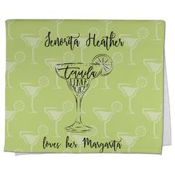 Margarita Lover Kitchen Towel - Full Print (Personalized)