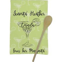 Margarita Lover Kitchen Towel - Full Print (Personalized)