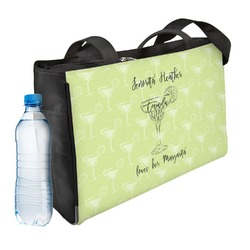 Margarita Lover Ladies Workout Bag (Personalized)