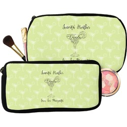 Margarita Lover Makeup / Cosmetic Bag (Personalized)