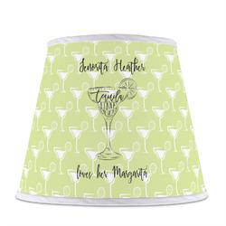 Margarita Lover Empire Lamp Shade (Personalized)