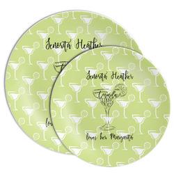 Margarita Lover Melamine Plate (Personalized)