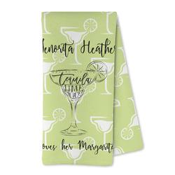 Margarita Lover Microfiber Kitchen Towel (Personalized)