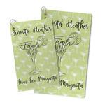 Margarita Lover Microfiber Golf Towel (Personalized)