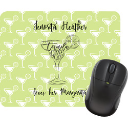 Margarita Lover Mouse Pad (Personalized)