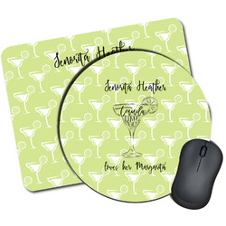 Margarita Lover Mouse Pads (Personalized)