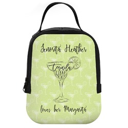 Margarita Lover Neoprene Lunch Tote (Personalized)