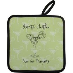 Margarita Lover Pot Holder (Personalized)