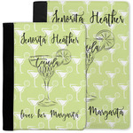 Margarita Lover Notebook Padfolio w/ Name or Text