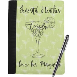 Margarita Lover Notebook Padfolio (Personalized)