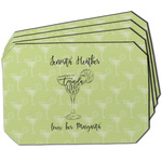 Margarita Lover Dining Table Mat - Octagon w/ Name or Text