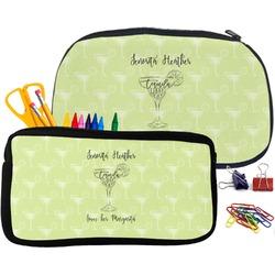 Margarita Lover Pencil / School Supplies Bag (Personalized)