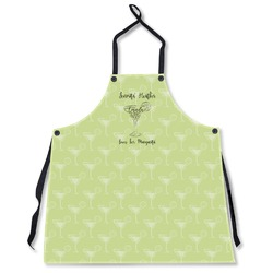 Margarita Lover Apron Without Pockets w/ Name or Text