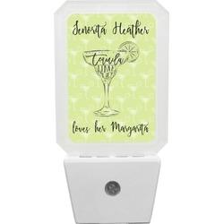 Margarita Lover Night Light (Personalized)