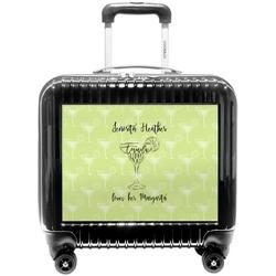 Margarita Lover Pilot / Flight Suitcase (Personalized)