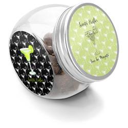 Margarita Lover Puppy Treat Jar (Personalized)