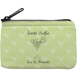 Margarita Lover Rectangular Coin Purse (Personalized)