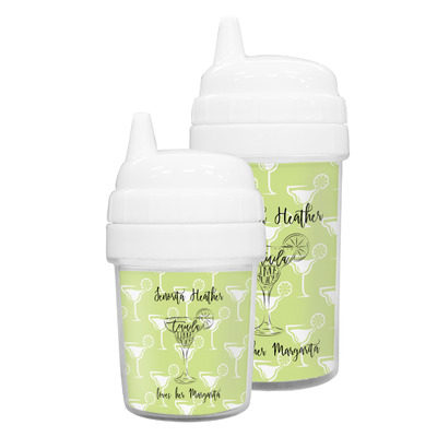 Margarita Lover Sippy Cup (Personalized)