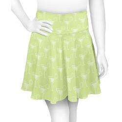 Margarita Lover Skater Skirt (Personalized)