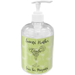 Margarita Lover Soap / Lotion Dispenser (Personalized)