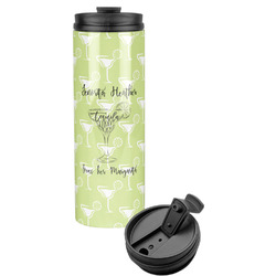Margarita Lover Stainless Steel Tumbler (Personalized)