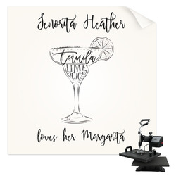 Margarita Lover Sublimation Transfer (Personalized)