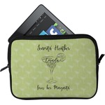 Margarita Lover Tablet Case / Sleeve (Personalized)
