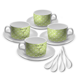 Margarita Lover Tea Cup - Set of 4 (Personalized)