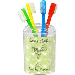 Margarita Lover Toothbrush Holder (Personalized)