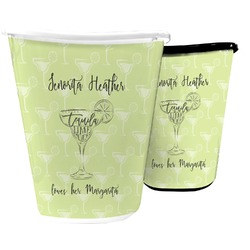 Margarita Lover Waste Basket (Personalized)
