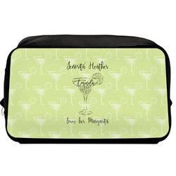 Margarita Lover Toiletry Bag / Dopp Kit (Personalized)